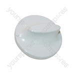Hotpoint WA105UK Wash Timer Knob White