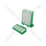 Sebo K1 Microfilter Box