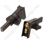 Replacement Carbon Motor Brushes For Hoover Washing Machine Motors