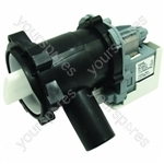 Bosch WVF2401GB01 Neff Siemens Washing Machine Drain Pump