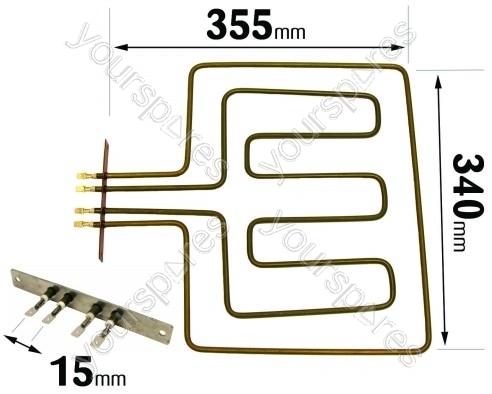 Electrolux Grill Element 2800/Watt