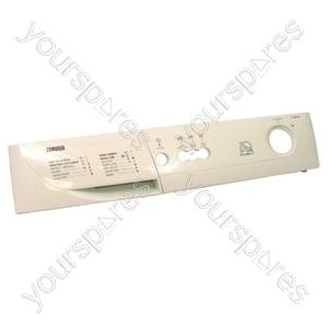Electrolux Washing Machine Control Panel Assembly