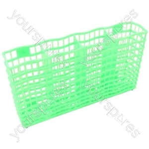 Electrolux Small Green Dishwasher Cutlery Basket