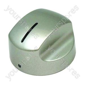 AEG Chrome Finish Cooker Control Knob