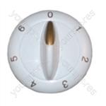 Knob Hotplate White