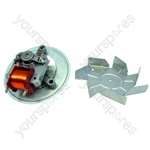 Electrolux BS611 Fan Oven Motor Kit