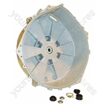 Zanussi WDR1020 Washing Machine Drum Rear Half