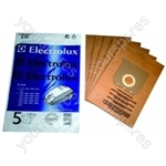 Electrolux Z1820 Vacuum Paper Bag and Filter Pack (E42N)