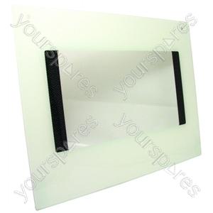 Bosch Outer Oven Door Glass