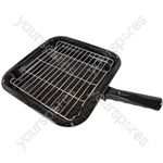 Universal Mini Oven Cooker Grill Pan Assembly 285mm x 275mm