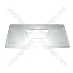 Top Drawer Front Transparent 388 x 197