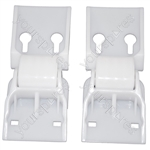 Beko CF1300APW Chest Freezer Counterbalance Hinge- Pack of 2