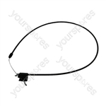 Flymo QS 40S Brake Cable