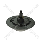 Kenwood BM250 Hub And Drive Coupling Assembly Twist And Lock Type