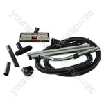 Numatic Vacuum Cleaner Tool Kit Complete (2.5m Hose, 32mm)