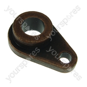 Tumble Dryer Rear Drum Bearing Teardrop Shape Hotpoint, Indesit, Ariston, Creda
