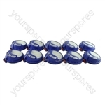 10 x Dyson DC25 DC25i HEPA Post Motor Vacuum Cleaner Filter