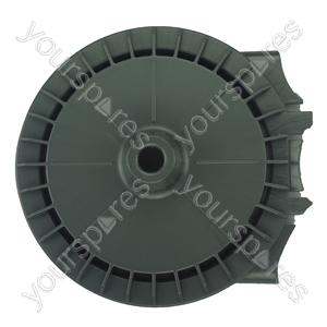 Post Filter Lid Dark Steel
