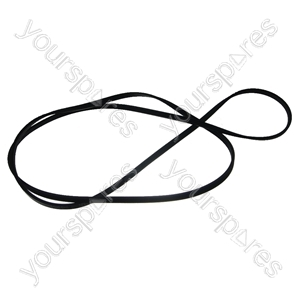 White Knight (Crosslee) Tumble Dryer Drive Belt 1547 E3PJ (3 ribbed)