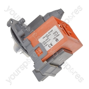 Universal Washing Machine + Dishwasher Drain Outlet Pump Base Twist & Screw Fixing
