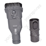 Combination Upholstery Dusting Brush Tool for Dyson Vacuum Cleaners