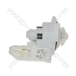 Zanker-electrolux Washing Machine + Dishwasher Drain Outlet Pump Base