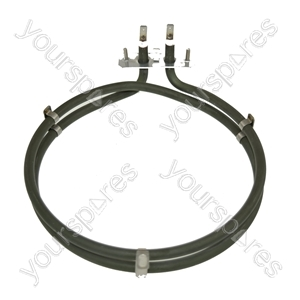 Belling XOU251 Replacement Fan Oven Cooker Heating Element (2000w) (2 Turns)