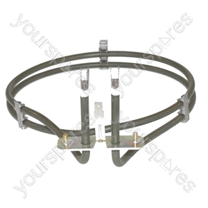 Brandt Replacement Fan Oven Cooker Heating Element (2000w) (2 Turns)