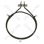 Ariston Replacement Fan Oven Cooker Heating Element (2100w) (2 Turns)