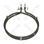 Belling 640SS Replacement Fan Oven Cooker Heating Element (2000w) (2 Turns)