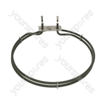 Belling Replacement Fan Oven Cooker Heating Element (2250w) (2 Turns)