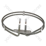 Electrolux Replacement Fan Oven Cooker Heating Element (2400w) (2 Turns)