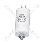 Panasonic 6UF Microfarad Appliance Motor Start Run Capacitor