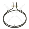 Hygena Replacement Fan Oven Cooker Heating Element (2200w) (2 Turns)