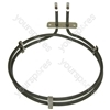 Whirlpool Replacement Fan Oven Cooker Heating Element (2000w) (2 Turns)