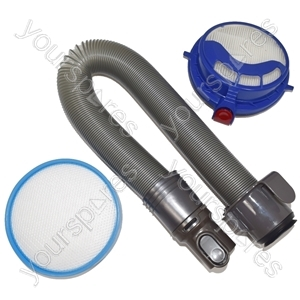 Dyson DC25 DC25I Vacuum Cleaner Hose and Complete Filter Set