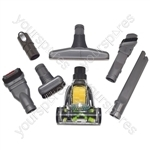 Dyson Vacuum Cleaner Tool Set with Mini Turbo Floor Tool