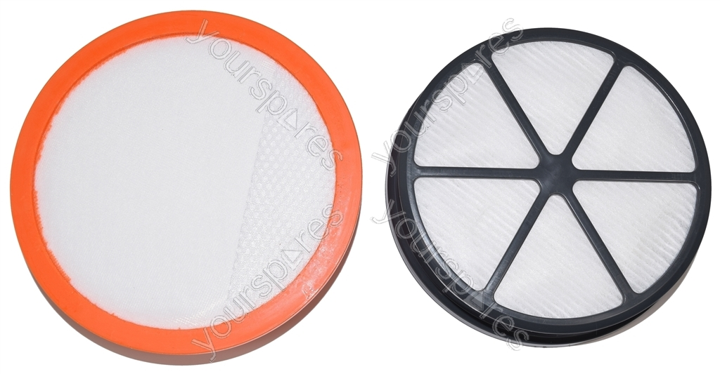 Vax Vacuum Cleaner Type 90 Pre and Post Motor Filter Set for Vax by Ufixt