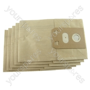 Electrolux Z350 Vacuum Cleaner Paper Dust Bags