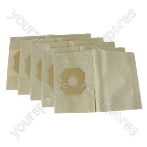 Hitachi Cv3200 Vacuum Cleaner Paper Dust Bags
