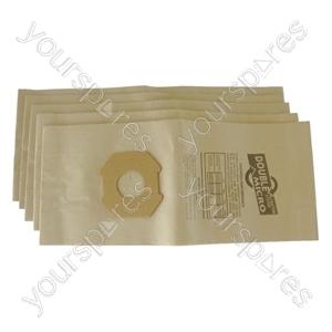Hitachi Upright Vacuum Cleaner Paper Dust Bags