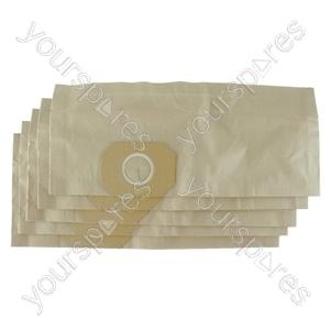 Hoover Jet & Wash Vacuum Cleaner Paper Dust Bags