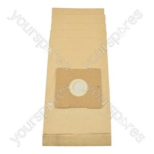 LG VP95B Vacuum Cleaner Paper Dust Bags