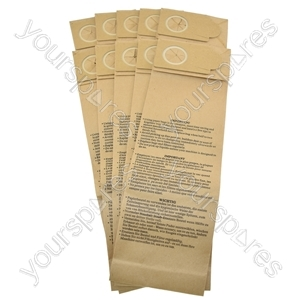 Taski Ergodisc Vacuum Cleaner Paper Dust Bags