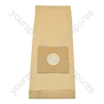 LG VP95B Vacuum Cleaner Paper Dust Bags