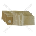 Nilfisk Commercial Gu355 Vacuum Cleaner Paper Dust Bags