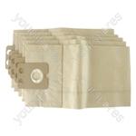 Nilfisk Gd1000 Vacuum Cleaner Paper Dust Bags