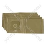 Sanyo Scu11 Upright Vacuum Cleaner Paper Dust Bags