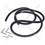 Howdens 3 Sided Cooker_Oven Door Gasket Seal Kit