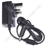 Dyson Compatible Vacuum Cleaner Battery Charger Lead 3 Pin UK Mains Plug DC58 DC59 V6 V7 V8 SV03 SV05 SV09 SV10